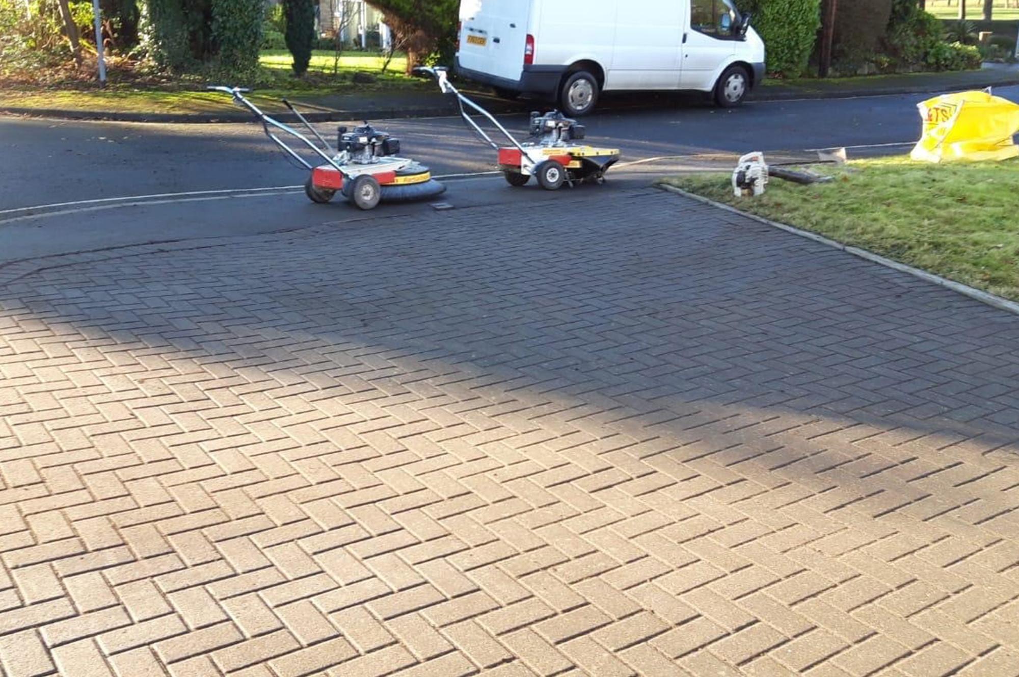 Professional Driveway Repairs